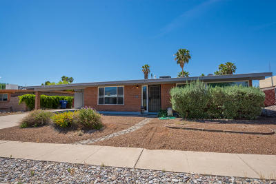 Tucson Single Family Home Active Contingent: 9518 E Calle Cascada
