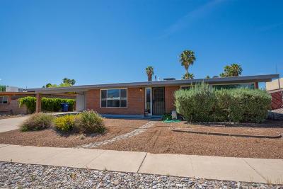 Tucson Single Family Home For Sale: 9518 E Calle Cascada