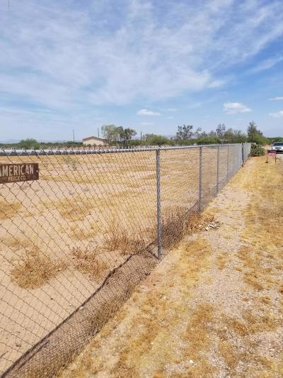Residential Lots & Land Active Contingent: 17630 W Cocoraque Lane #112&113