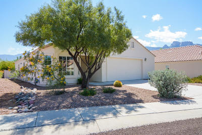 Oro Valley Single Family Home Active Contingent: 1477 E Ganymede Drive