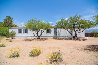 Vail Manufactured Home For Sale: 13450 E Wildcat Mesa Drive