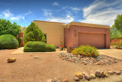 Tucson Single Family Home For Sale: 4906 E Water Street