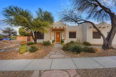 Tucson Single Family Home Active Contingent: 330 N Eastern Slope Loop