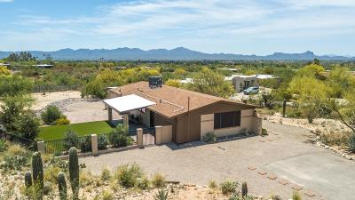 Tucson Single Family Home For Sale: 600 E Windward Circle