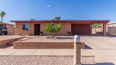Tucson Single Family Home Active Contingent: 3672 W Horizon Hills Drive