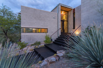 Tucson Single Family Home For Sale: 4117 W Speedway Boulevard