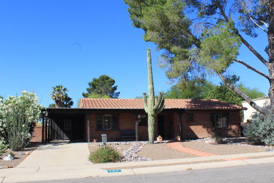 Green Valley Single Family Home Active Contingent: 185 E Los Arcos