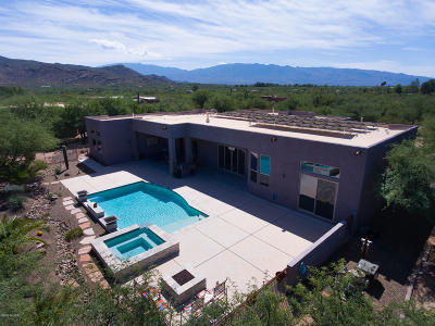 Tucson Single Family Home For Sale: 11957 E Summer Tr Trail