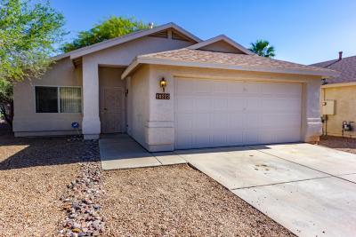 Tucson Single Family Home For Sale: 10222 E Paseo Juan Tabo