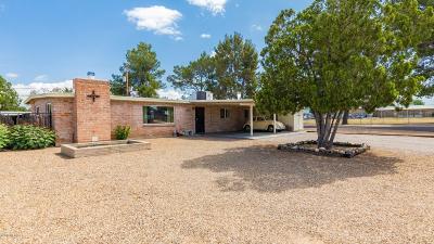 Tucson Single Family Home For Sale: 6965 E Calle Jupiter