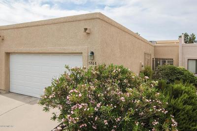 Tucson Townhouse Active Contingent: 7268 E Caminito Feliz
