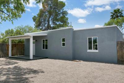 Tucson Single Family Home Active Contingent: 4048 E Santa Barbara Avenue