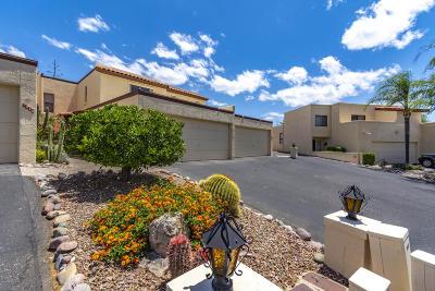 Tucson Townhouse For Sale: 7914 E Sabino Sunrise Circle