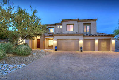 Tucson AZ Single Family Home Active Contingent: $995,000