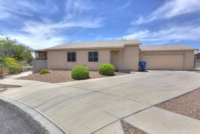 Tucson AZ Single Family Home For Sale: $176,000