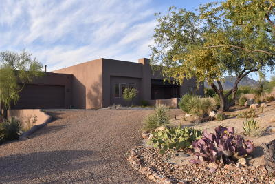 Tucson AZ Single Family Home For Sale: $489,000