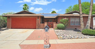 Tucson AZ Single Family Home For Sale: $249,000