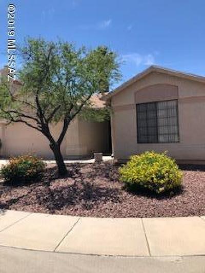 Tucson Single Family Home For Sale: 2987 W Country Meadow Drive