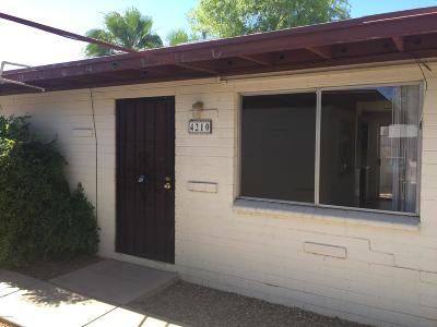 Rental For Rent: 4210 E Los Robles Street