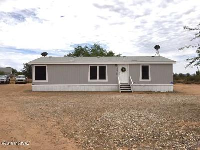 Tucson Manufactured Home For Sale: 12579 W Magee Road