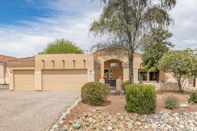 Tucson AZ Single Family Home For Sale: $354,900