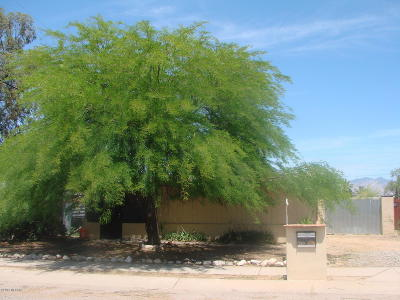 Pima County Single Family Home For Sale: 3801 E March Place