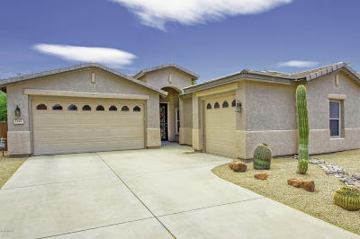 Marana Single Family Home For Sale: 8234 N Stonehill Drive