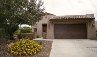 Marana Single Family Home For Sale: 4414 W Cloud Ranch Place