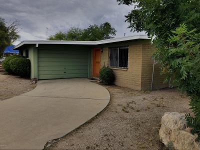 Tucson Single Family Home For Sale: 7585 E Logan Drive