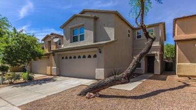 Tucson Single Family Home For Sale: 3290 W Placita De La Tularosa