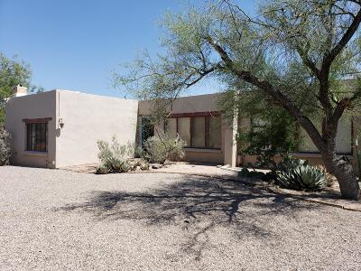 Pima County Single Family Home For Sale: 6186 E Lee Street