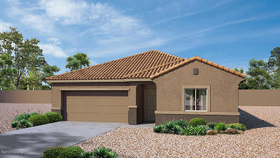 Pima County Single Family Home For Sale: 8788 N Peccary Creek Trail