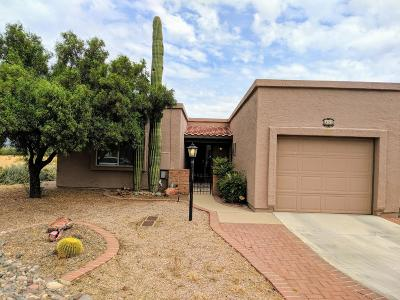 Green Valley Single Family Home Active Contingent: 339 E Paseo Verde