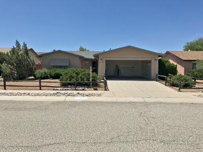 Tucson Single Family Home For Sale: 9760 E Bennett Drive