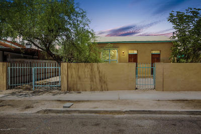 Tucson Single Family Home For Sale: 112 W 5th Street