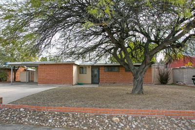 Tucson Rental For Rent: 2872 N Magnolia Avenue N