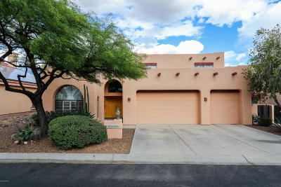 Tucson Single Family Home For Sale: 10800 N La Quinta Drive