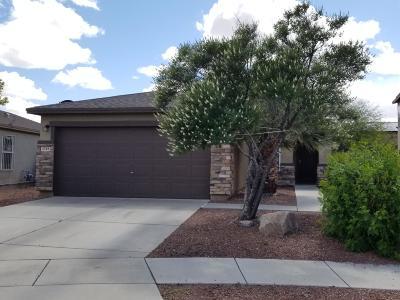 Tucson AZ Single Family Home Active Contingent: $165,000