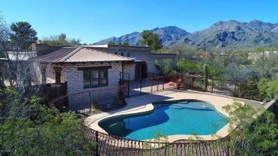 Tucson Single Family Home For Sale: 8130 E Rawhide Trail