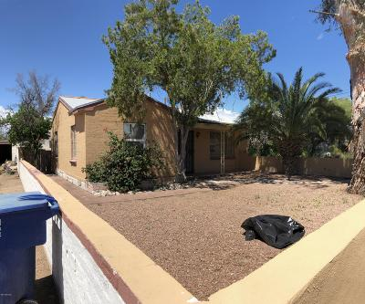 Pima County Single Family Home For Sale: 142 W Veterans Boulevard