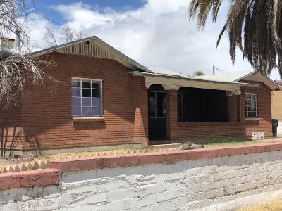 Pima County Single Family Home For Sale: 176 W Veterans Boulevard
