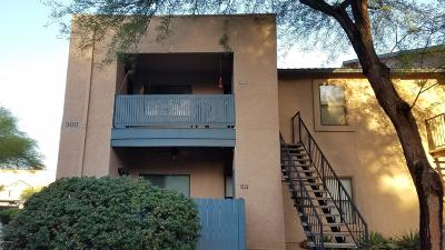 Tucson Condo For Sale: 8080 E Speedway Boulevard #308