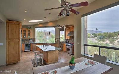 Tucson Single Family Home For Sale: 361 E Yvon Drive