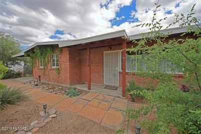 Tucson Single Family Home For Sale: 3414 E Linden Street