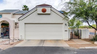 Tucson Single Family Home For Sale: 2910 W Via Principia