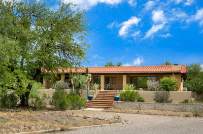 Green Valley Single Family Home Active Contingent: 808 W Paseo Del Canto
