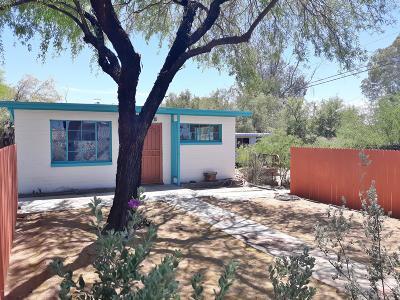 Tucson Rental For Rent: 1021 N Palo Verde Boulevard