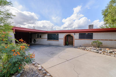 Tucson Single Family Home For Sale: 8513 E 20th Street
