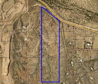Pima County Residential Lots & Land For Sale: E Old Spanish Trail