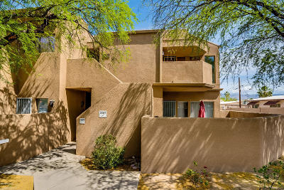 Tucson Townhouse Active Contingent: 3511 E 4th Street